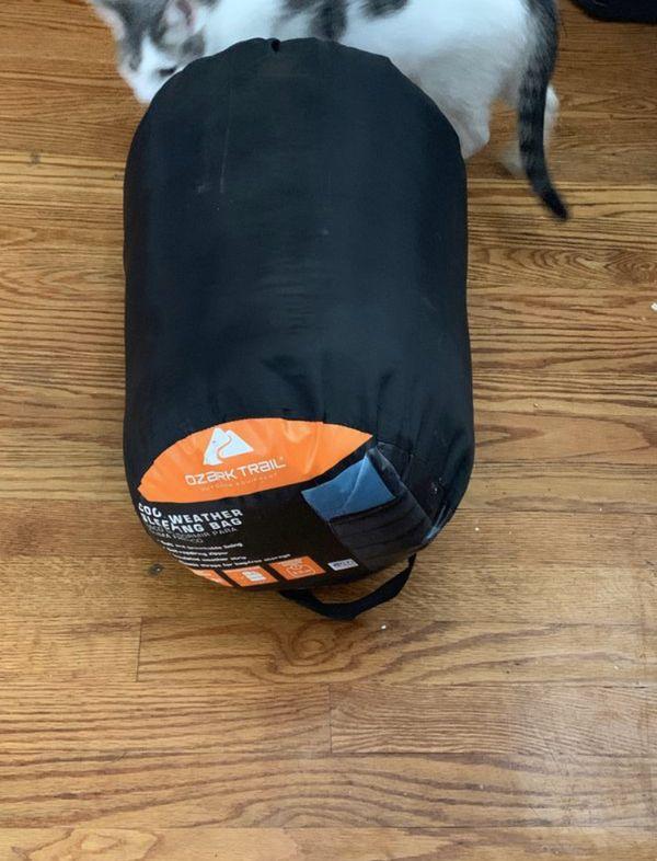 ozark trail 40° sleeping bag