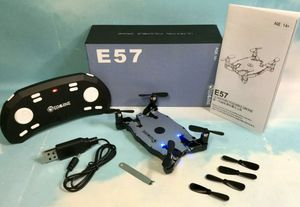 2 New Sealed In The Box Eaching E57 Mini Drones for Sale in Fresno, CA