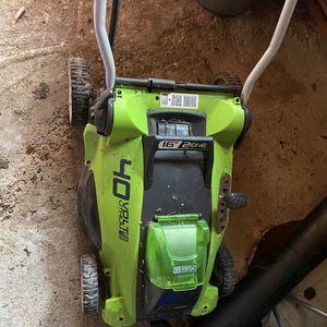 Electric Mower/ Wackers for Sale in Upper Marlboro, MD