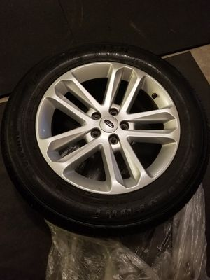 """18"""" Factory Ford Rims for Sale in Fresno, CA"""