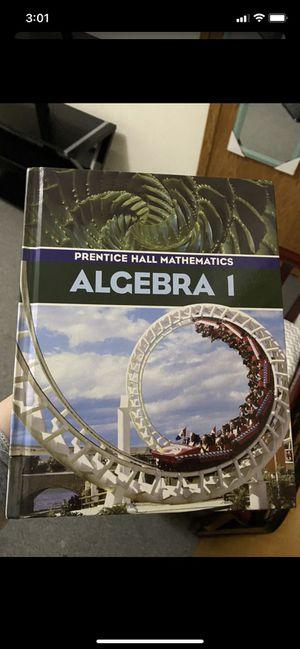 Algebra 1 book for Sale in Lincoln, NE