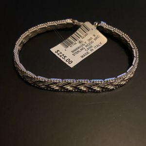 .925 Sterling Silver Riccio Bracelet for Sale in Modesto, CA