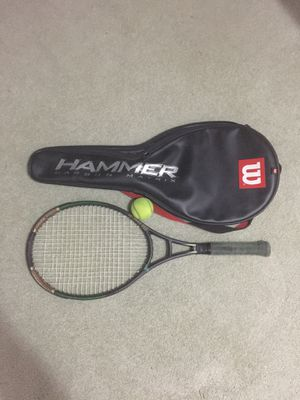 Prince Triple Threat Graphite Tennis Racket for Sale in Seattle, WA