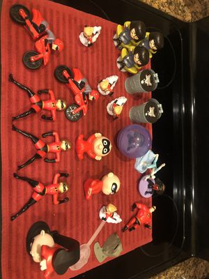 Incredibles Kids Toys for Sale in Homestead Base, FL