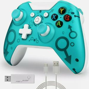 Wireless Controllers for XboxOne,PC,PS3 ✅High Quality✅fast shipping✅green color for Sale in Hollywood, FL