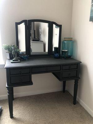 Vanity- dark grey for Sale in Parker, CO