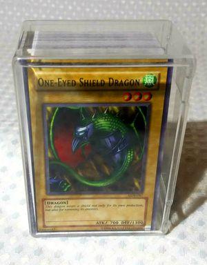 Vintage 1996 Yu-Gi-Oh cards for Sale in Hemet, CA