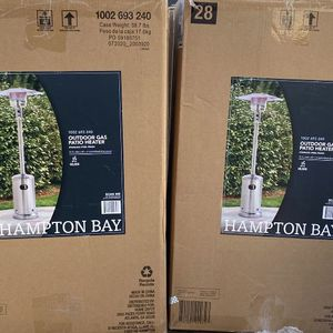 2 HAMPTON BAY HEATERS BRAND NEW IN BOX for Sale in Rosemead, CA