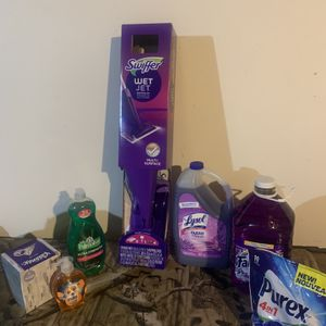 Cleaning Bundle #2 With Wetjet for Sale in Wichita, KS