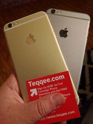 2 sim unlocked Apple iPhone 6 plus 64gb for Sale in Elk Grove, CA