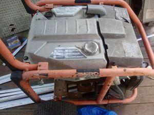 Generator Ridgid with Yahaha Motor for Sale in Sacramento, CA