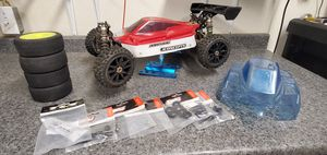 Team Losi 8ight w/ Castle Creations System & Extras for Sale in Menifee, CA
