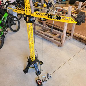 Remote Control Crane for Sale in Vancouver, WA