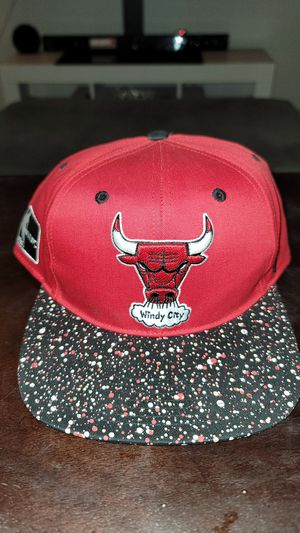 Chicago Bulls HWC Snapback for Sale in Rockville, MD