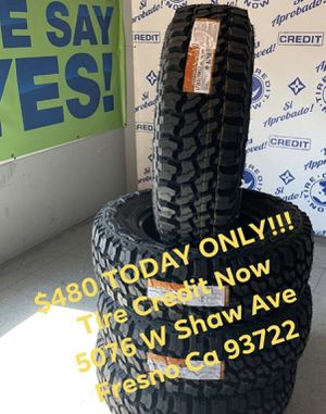 Today only carry out 265-70-17 MUD TERRAIN for Sale in Fresno, CA