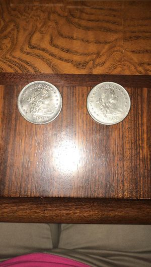 Year 1800 dollar coin TRADES ACCEPTED for Sale in Annandale, VA