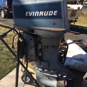 75hp Evinrude Outboard for Sale in Harleysville, PA
