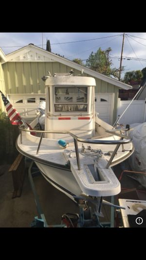 1992 Shamrock Pilothouse 20' for Sale in Westminster, CA