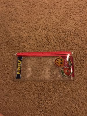 Free plastic money pouch 😉 for Sale in Newport News, VA