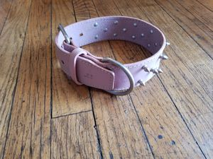 """Dog collar 26"""" leather. In great condition for Sale in Alhambra, CA"""
