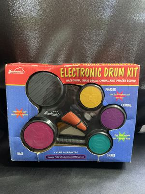 Youthtronics electronic drum set for Sale in Toledo, OH