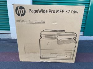 HP Pro 577dw Multifunction Business Printer - D3Q21A *NEW* for Sale in Irvine, CA
