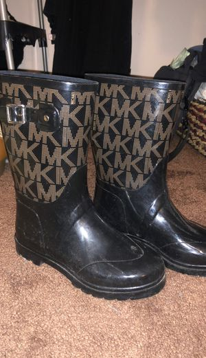 Michael Kors Rain Boots for Sale in West Grove, PA