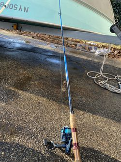 Custom Rod With Penn Reel for Sale in Glenwood Landing, NY