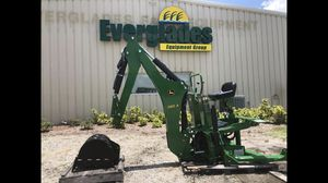 2016 John Deere 385A Backhoe for Sale in Okeechobee, FL