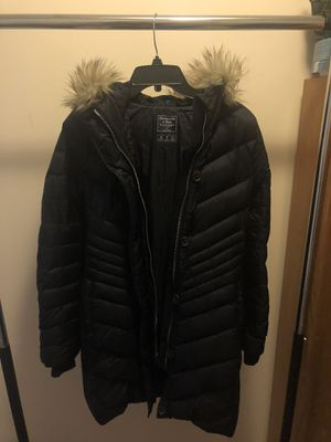 Black Parka Jacket for Sale in New Britain, CT