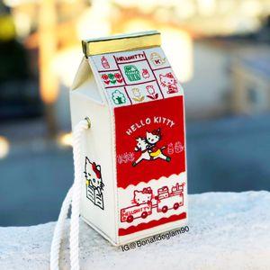 NEW Olympia Le-Tan Hello Kitty Milk Carton shoulder bag for Sale in Redondo Beach, CA