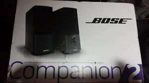 Brand new bose comp speakers for Sale in Portland, OR