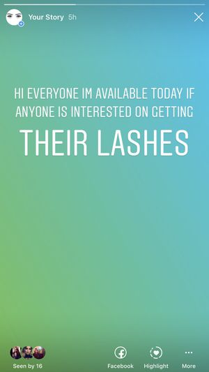 lash extentions for Sale in Los Angeles, CA