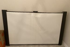 "Projector screen 80"" for Sale in Vero Beach, FL"