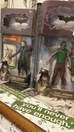 Heath ledger dark knight Joker for Sale in Milford, CT