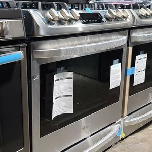 Brand New, LG, Slide-In, Gas, ProBake, Convection, Stainless Steel, Stove Oven, With Warranty for Sale in Arlington, TX