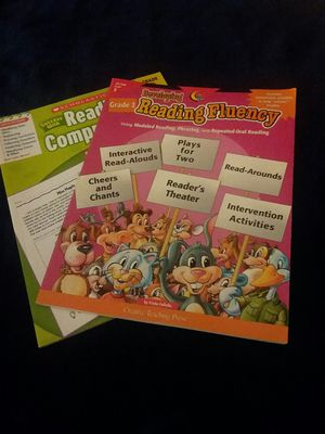 Scholastic Reading Comprehension & Reading Fluency 2nd Grade for Sale in Gilmer, TX