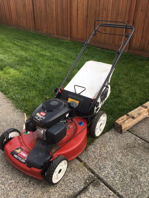 Toro 22 in cut for Sale in Sumner, WA