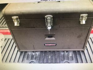 Craftsman machinists 7 drawer tool box/chest for Sale in Ridgefield, WA