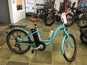 New Electric Bicycle Bintelli Journey Step Through Beach Cruiser E-Bike for Sale in Largo, FL