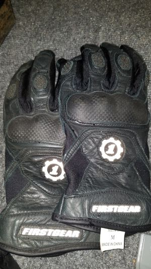 First gear motorcycle gloves for Sale in San Jose, CA