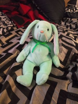 Original Hippity Beanie Baby June 1st 1996 with Errors for Sale in Wittmann, AZ
