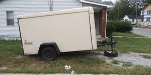 Enclosed 6 by 10 trailer for Sale in Nashville, TN