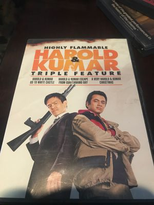 Harold and kumar for Sale in Riverside, CA