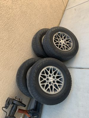 Jeep Cherokee XJ wheels for Sale in North Las Vegas, NV