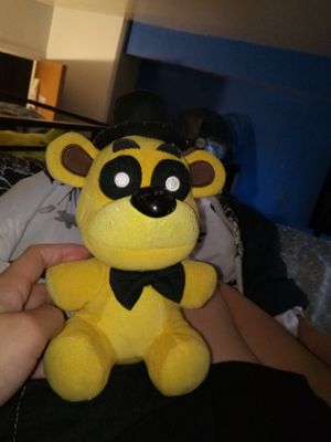 Golden Freddy plushie for Sale in New York, NY