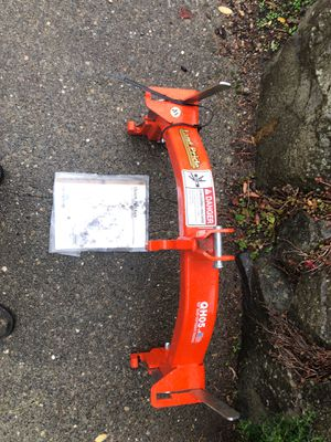 Kabota tractor attachments for Sale in Seattle, WA