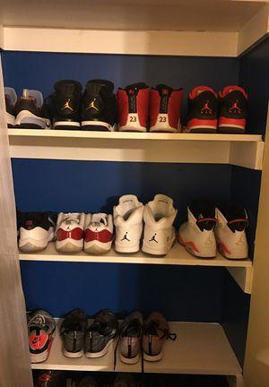Jordans/Nike shoes for Sale in Annandale, VA