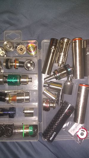 Vape parts , all sticks fire up + 2 port lithium battery charger for Sale in Denver, CO