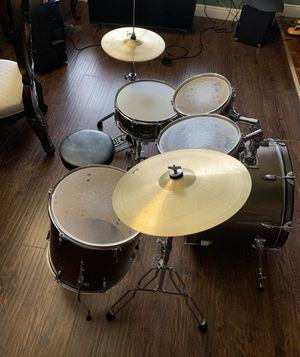 Pearl drums set for Sale in North Miami, FL